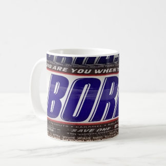 "Snickers ""Bored"" Mug"