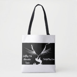 Sniffing Out Toppics Tote Bag