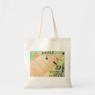 Sniffy Canvas Bag