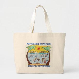 SNIPENTOLOGY BEACH BAG