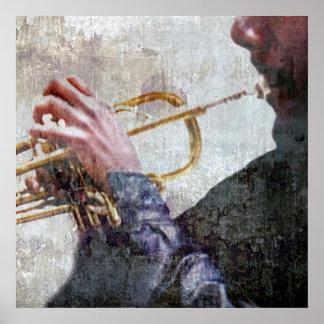 Snipets of Music 2, Copyright Karen J Williams Poster