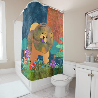 SNIPPET Chower curtain Shower Curtain