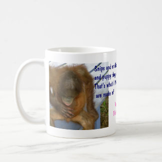 Snips,snails,puppy dog tails v. Sugar & Spice Mug