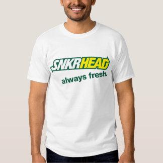 SNKRHEAD (Sneakerhead) T-shirt