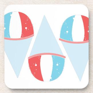Sno Cones Coaster