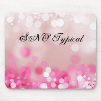 SNO Typical Glam Mouse Pad