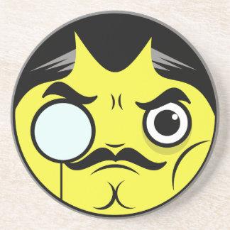 Snob  Face Coaster