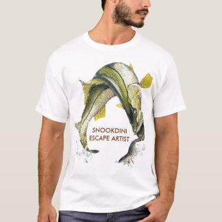 SNOOKDINI  ESCAPE ARTIST T-Shirt