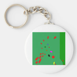 Snooker is the thing key ring