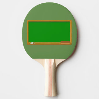 snooker ping pong paddle