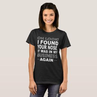 Snooper Control T-shirt