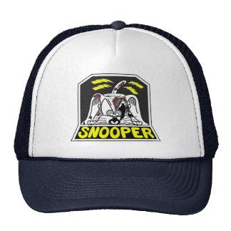 Snooper - Project Left Bank 371st RRC - 1st Cav Trucker Hats