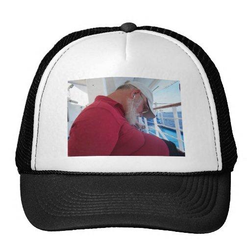 Snoozing Cruiser Hat