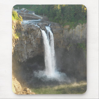 Snoqualmie Falls Mouse Pad