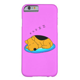 Snoring Airedale Dog Barely There iPhone 6/6s Case