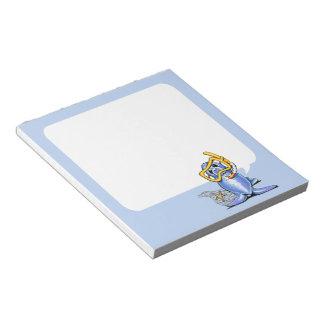 Snorkel Seal Notepads