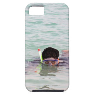 Snorkeling in the Lakshadweep Islands iPhone 5/5S Case