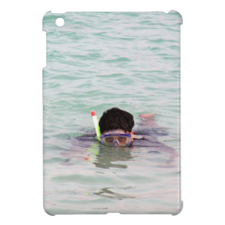 Snorkeling in the Lakshadweep Islands Cover For The iPad Mini