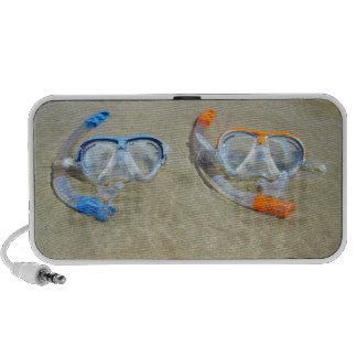 Snorkeling Pair Mini Speakers