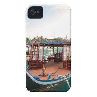 Snorkelling Boat iPhone 4 Case-Mate Cases