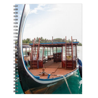 Snorkelling Boat Notebook