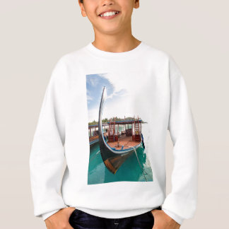 Snorkelling Boat Sweatshirt