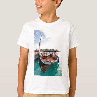 Snorkelling Boat T-Shirt