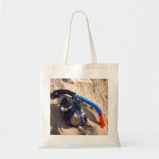 Snorkle shopping bag