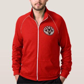 """SNORT Logo Zip Up """"Red"""" Jacket"""