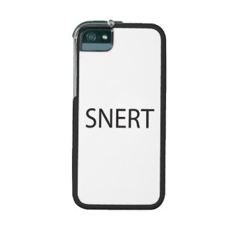 Snotty Nosed Egotistical Rotten Teenager ai iPhone 5 Covers