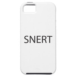 Snotty Nosed Egotistical Rotten Teenager ai iPhone 5/5S Case
