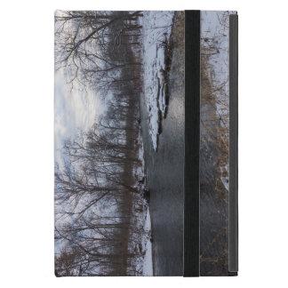 Snow Along James River Case For iPad Mini