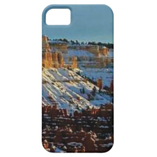 snow at bryce iPhone 5 case
