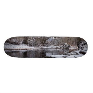 Snow At Finley 21.3 Cm Mini Skateboard Deck
