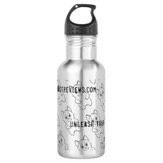 Snow Beast Reviews Water Bottle