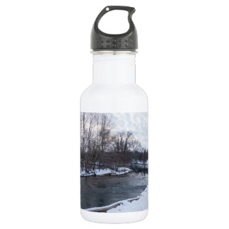 Snow Beauty James River 532 Ml Water Bottle