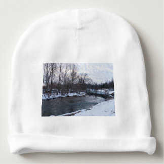 Snow Beauty James River Baby Beanie