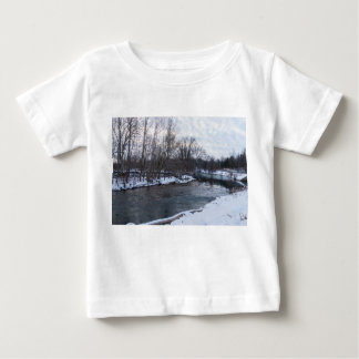 Snow Beauty James River Baby T-Shirt