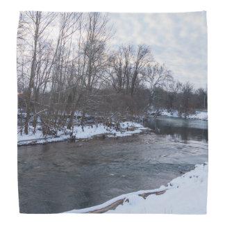 Snow Beauty James River Bandana