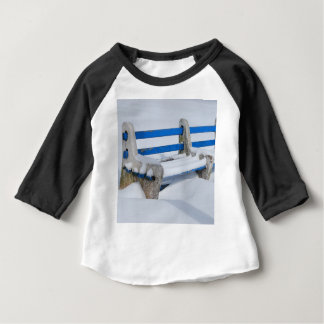 Snow Bench Baby T-Shirt