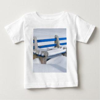Snow Bench Baby T-Shirt