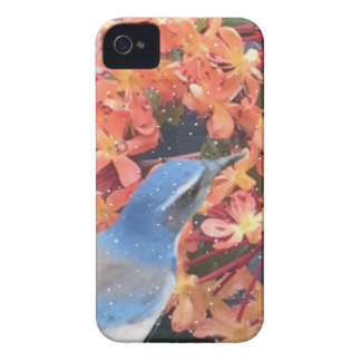 Snow Bird iPhone 4 Case-Mate Cases