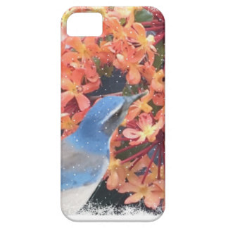 Snow Bird iPhone 5 Cases