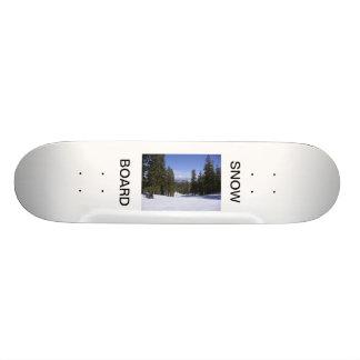 SNOW BOARD SKATEBOARDS