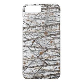 Snow Camo iPhone 7 Plus Case