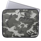 Snow Camo Laptop Sleeve