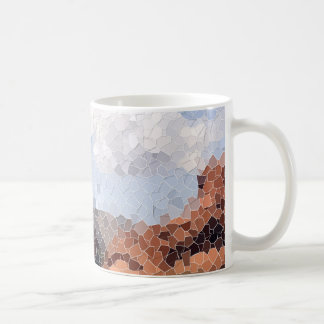 Snow Canyon Mosaic Mug
