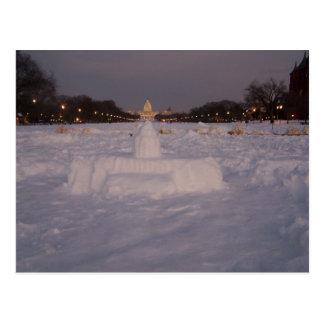 Snow Capitol Postcard