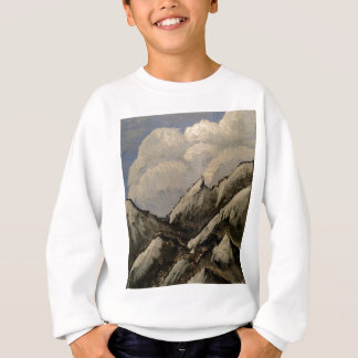 Snow-Capped Mountain Sweatshirt