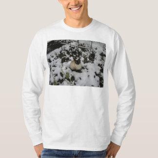 Snow Chow Chow T-Shirt
